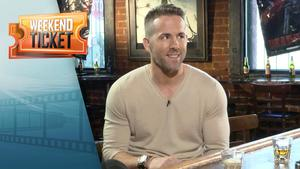 Weekend Ticket with Ryan Reynolds and T.J. Miller