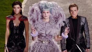 The Hunger Games: Mockingjay - Elizabeth Banks Film Fact