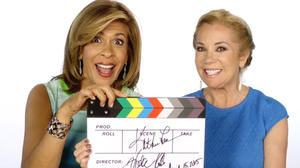 I Love Movies: Kathie Lee and Hoda - Up