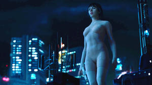 Ghost In the Shell: Exclusive Movie Clip - Building Jump