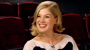 FrontRunners Season 3: Rosamund PIke - Gone Girl