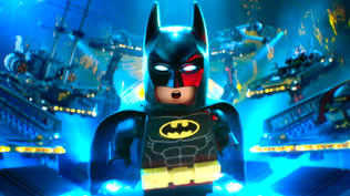 The LEGO Batman Movie: Movie Clip - It's the Batcave