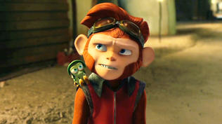 Spark: A Space Tail: Movie Clip - Don't Worry About the Lightning