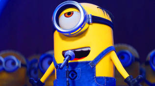Despicable Me 3: Movie Clip - Minions Take the Stage