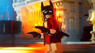 The LEGO Batman Movie: Movie Clip - Snake Clowns