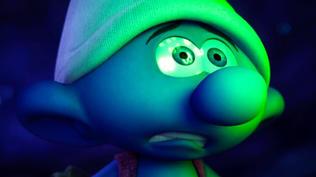 Smurfs: The Lost Village: Movie Clip - Glowbunnies