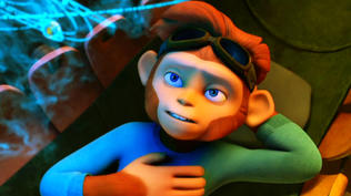 Spark: A Space Tail: Movie Clip - Bana Was Shattered
