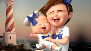 The Boss Baby: Movie Clip - Awkward Photo Shoot