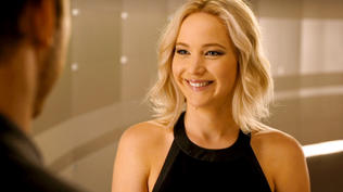 Passengers: Movie Clip - First Date