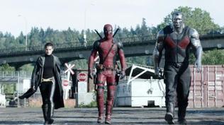 Deadpool: Movie Clip - 2 Girls 1 Punch