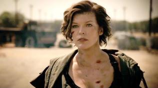 Resident Evil: The Final Chapter: Trailer 1