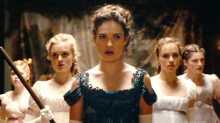 Pride and Prejudice and Zombies: TV Spot - Fun, Fierce and Flawless