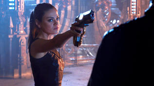 Jupiter Ascending: Trailer 1