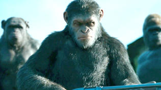 War for the Planet of the Apes: Trailer 1