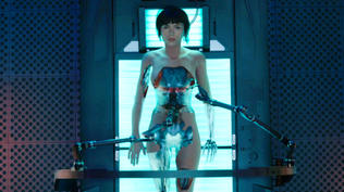 Ghost in the Shell: Trailer 1