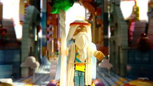The Lego Movie: Teaser Trailer 1