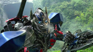 Transformers: Age of Extinction: Trailer 1