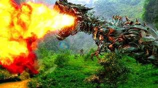 Transformers: Age of Extinction: Trailer 2