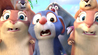 The Nut Job 2: Nutty by Nature: Teaser Trailer 1