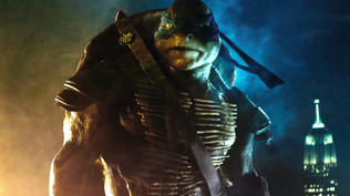 Teenage Mutant Ninja Turtles: Trailer 1