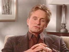 Michael Douglas Interview