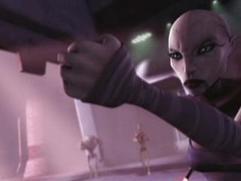 Star Wars: The Clone Wars (Asaji Ventress-Deadly Assassin)