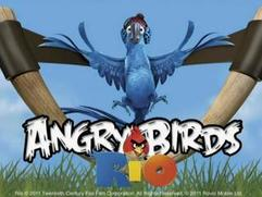 Rio: Angry Birds Mash Up