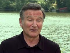 The Big Wedding: Robin Williams On His Character