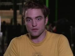 Cosmopolis: Robert Pattinson On Limo Set Influences
