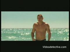 Casino Royale Scene: Riding On The Beach