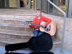 Justin Bieber Never Say Never: Used To Play Here