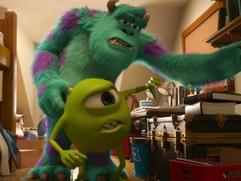 Monsters University: First Morning