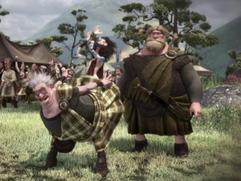Brave: Kilt (Featurette)