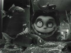 Frankenweenie: Goldfish Reanimation (Uk)