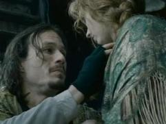 Imaginarium Of Doctor Parnassus: Heath Ledger Helps Lilly Cole