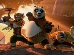 Kung Fu Panda 2: That Was My Fist