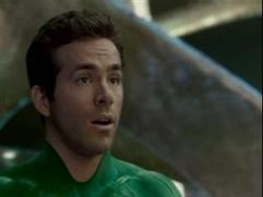 Green Lantern: I've Been Sent To Welcome You Here