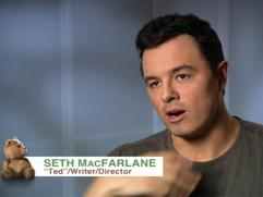 Ted: Seth Macfarlane Is Ted Featurette (Uk)
