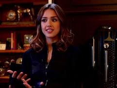 Spy Kids: All The Time In The World In 4D (Jessica Alba On Her Character)
