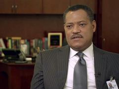 Contagion: Laurence Fishburne On His Character