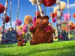 Dr. Seuss' The Lorax: The Once-Ler Discovers The Truffela Forest
