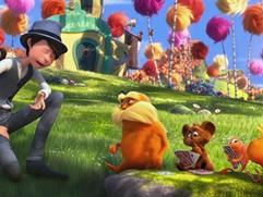 Dr. Seuss' The Lorax: The Lorax Explains The Card Game To The Once-Ler