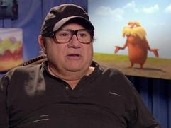 Dr. Seuss' The Lorax: Danny Devito On Dr. Seuss Wackiness