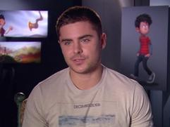Dr. Seuss' The Lorax: Zac Efron On Being Part Of The Lorax