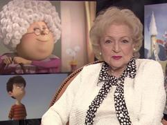Dr. Seuss' The Lorax: Betty White On The Appeal Of The Role