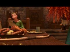 Brave: Merida's Brave Story (Featurette)