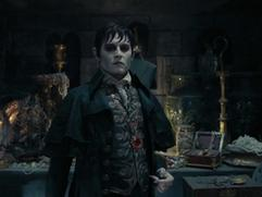 Dark Shadows: Welcome Home Barnabas Collins