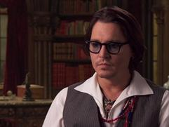 Dark Shadows: Johnny Depp On His Character