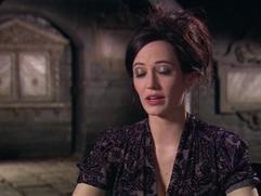 Dark Shadows: Eva Green On Her Character And The Story