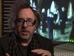 Dark Shadows: Tim Burton On The Attraction To The Film